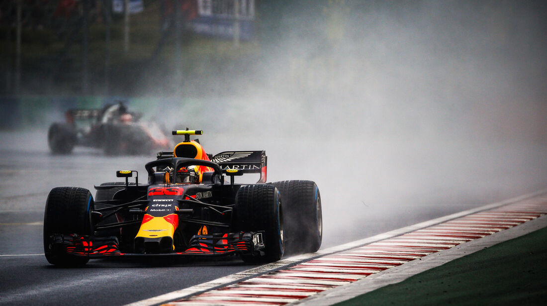 Max Verstappen - Red Bull - GP Ungarn 2018 - Qualifying