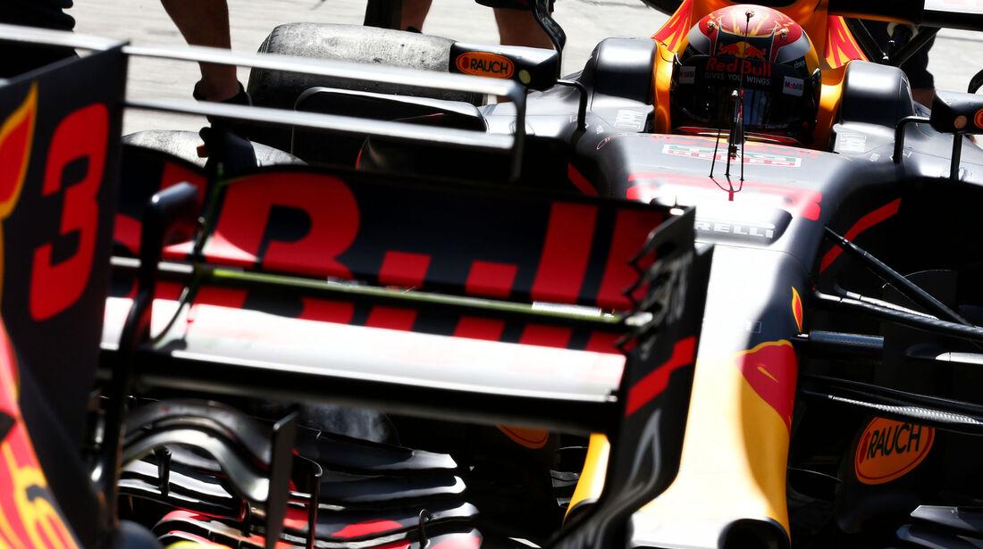 Max Verstappen - Red Bull - GP Ungarn - Budapest - Formel 1 - 28.7.2017