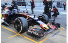 Max Verstappen - Toro Rosso - Barcelona - Formel 1-Test - 1. März - 2016