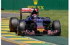Max Verstappen - Toro Rosso - Formel 1 - GP Australien - 13. März 2015