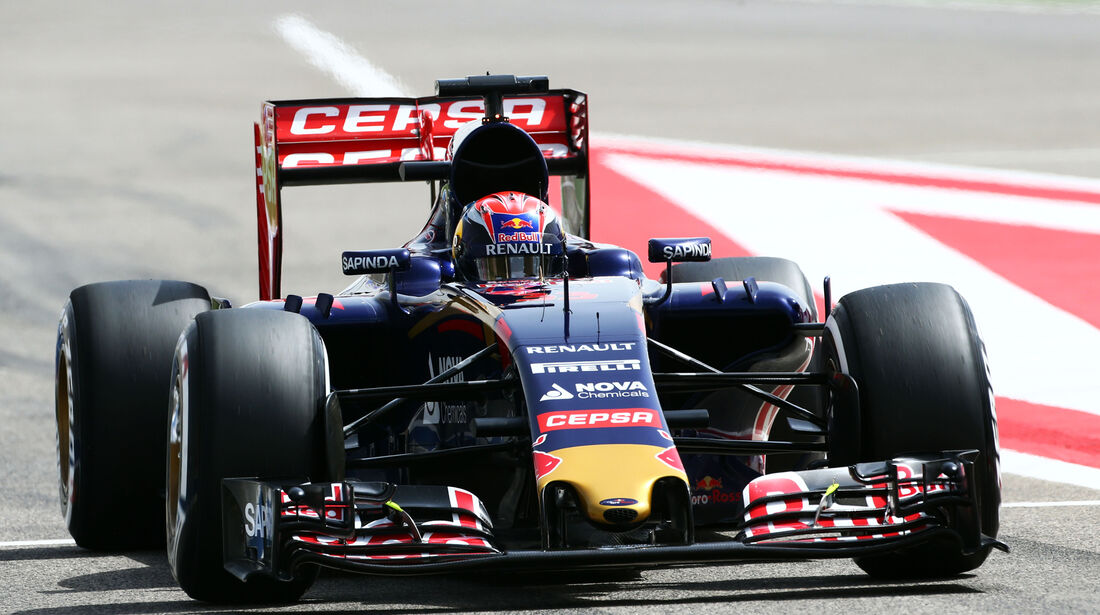 Max Verstappen - Toro Rosso - Formel 1 - GP Bahrain - 17. April 2015