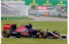 Max Verstappen - Toro Rosso - Formel 1 - GP Kanada - Montreal - 5. Juni 2015