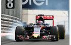 Max Verstappen - Toro Rosso - Formel 1 - GP Monaco - 21. Mai 2015