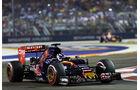 Max Verstappen - Toro Rosso - Formel 1 - GP Singapur - 20. September 2015