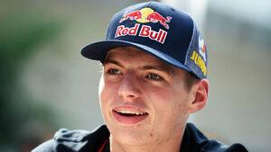 Max Verstappen - Toro Rosso - Formel 1 - GP USA - 30. Oktober 2014