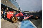 Max Verstappen - Toro Rosso - Formel 1-Test - Jerez - 2. Februar 2015
