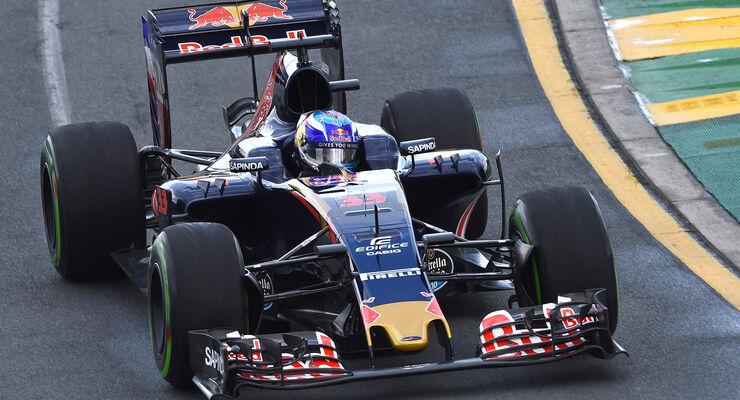 Max Verstappen - Toro Rosso - GP Australien 2016