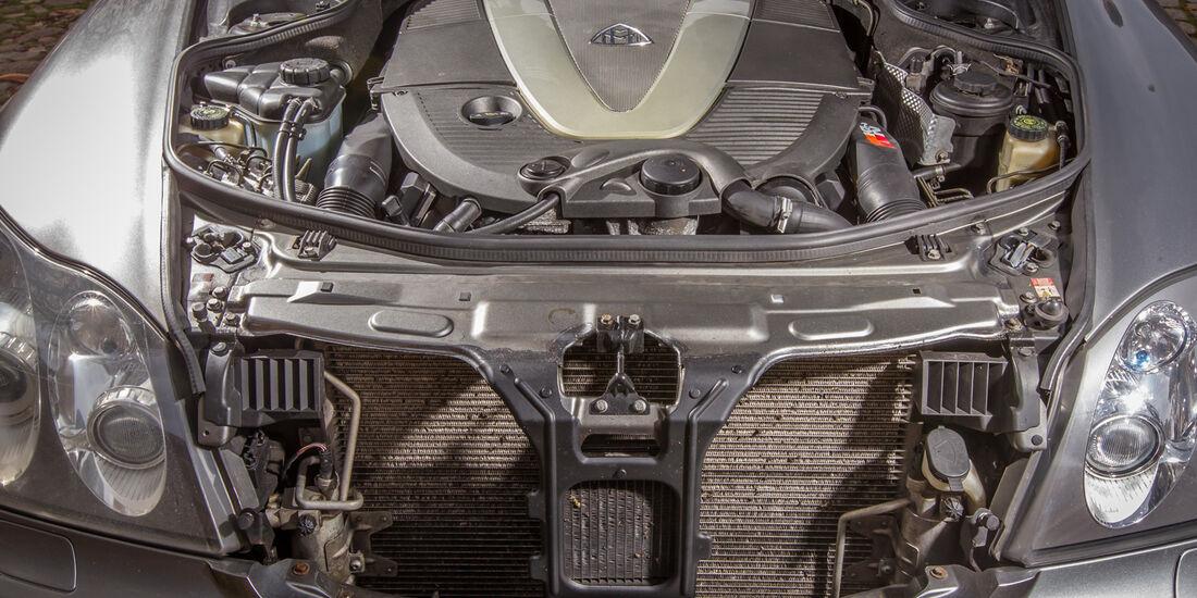Maybach 62, Motor