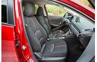 Mazda 2, Innenraum, Sitze