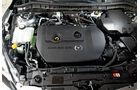 Mazda 3 2.0 MZR i-STOP, Motor, Motorraum
