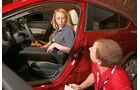 Mazda 3, Anja Schieke