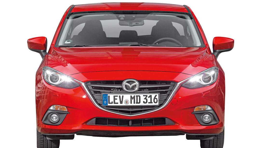 Mazda 3 D 105