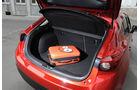 Mazda 3 Diesel Kofferraum mit Gepäckstück