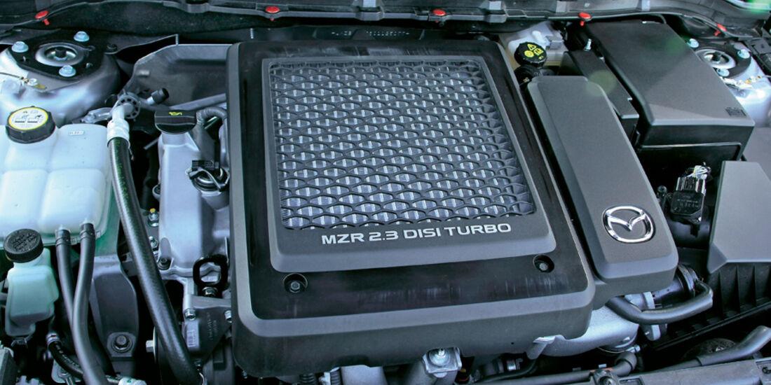 Mazda 3 MPS, Detail, Motor