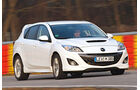 Mazda 3 MPS, Frontansicht