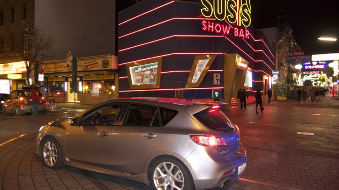 Mazda 3 MPS, Seitenansicht