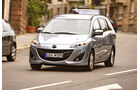 Mazda 5 1.8 MZR Center Line, Frontansicht