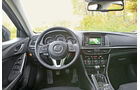 Mazda 6 2.2 D 150, Cockpit
