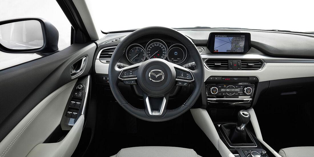Mazda 6 (2017)