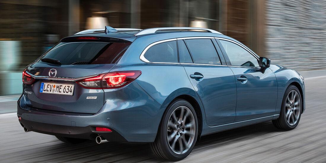 Mazda 6 Kombi (2017)