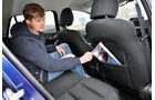 Mazda 6 Kombi, Sitztasche