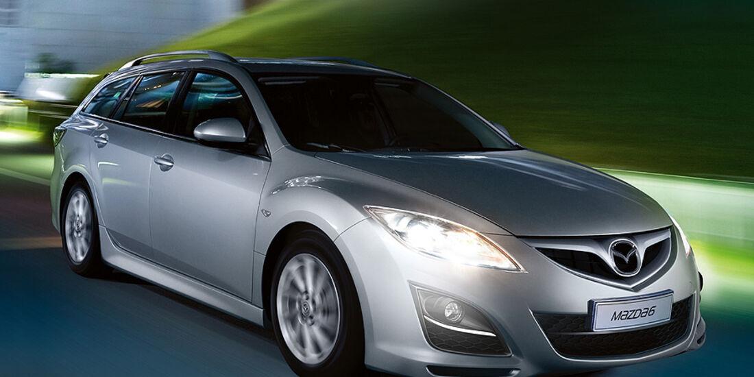 Mazda 6 Sondermodell 90th Anniversary