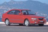 Mazda 626 1.9, Frontansicht