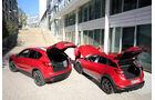 Mazda CX-3 G 150 AWD, Mazda CX-5 G 150 AWD, Heckklappe