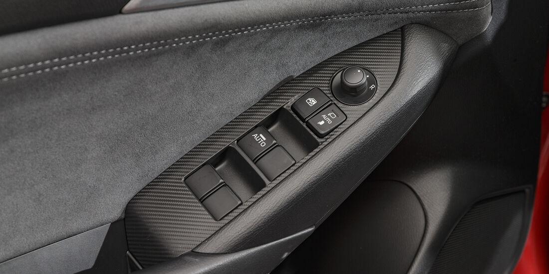 Mazda CX-3, Interieur