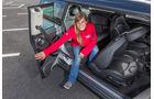 Mazda CX-5 2.2 D, Rücksitz, Aussteigen