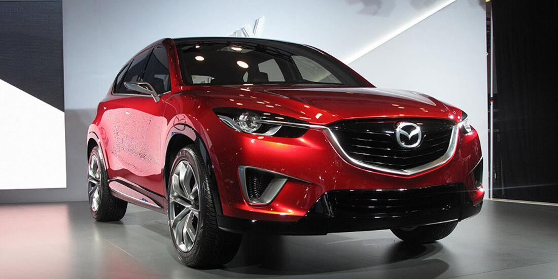 Mazda CX 5 Concept