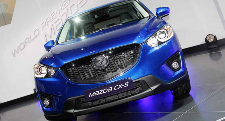 Mazda CX-5 IAA 2011