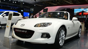 Mazda MX-5 Facelift 2012