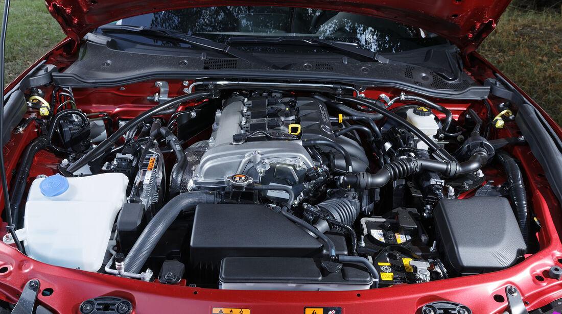 Mazda MX-5 G 184, Motor