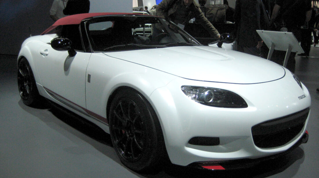 Mazda MX-5 Miata Spyder
