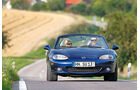 Mazda MX-5 NB, Frontansicht