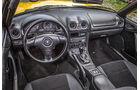 Mazda MX-5, NB,Interieur