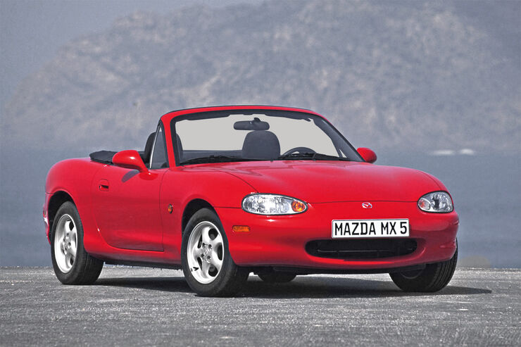 mazda mx 5 typ nb nb fl auto motor und sport. Black Bedroom Furniture Sets. Home Design Ideas