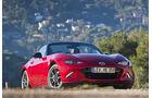 Mazda MX-5, ams, Fahrbericht, Radstand
