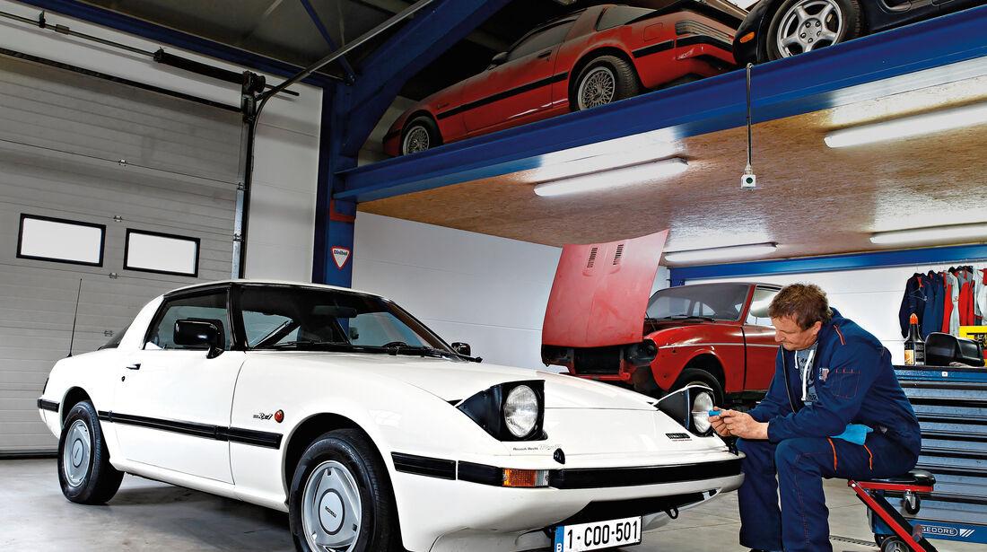 Mazda RX-7, Simon Rausch