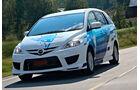 Mazda RX-8 Hydrogen und Premacy Hydrogen Hybrid