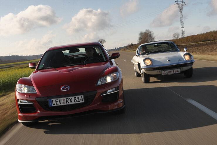 Mazda RX-8, Mazda Cosmo Sport 110S (L10A)