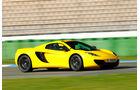McLaren 12C Spider, Seitenansicht