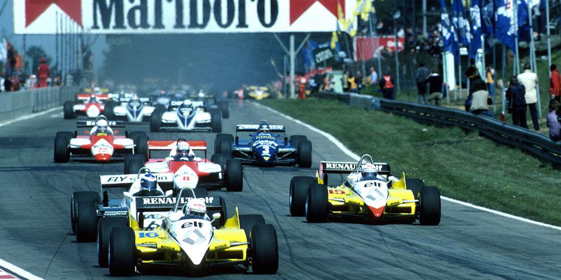 McLaren 1982