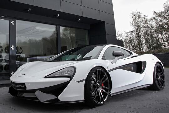McLaren 570 GT Hornesse by Wheelsandmore