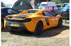 McLaren 650 S - Carspotting - Fan-Autos - 24h-Rennen Le Mans 2017