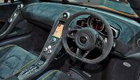 McLaren 650S Spider, Genfer Autosalon, Messe, 2014