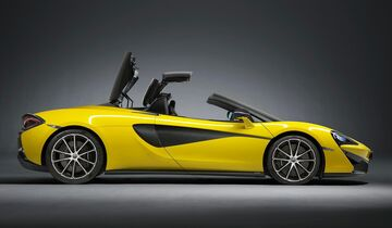 McLaren 750S Spider