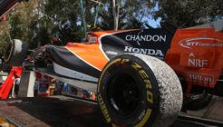 McLaren - Alonso - GP Spanien 2017