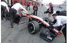 McLaren - Barcelona-Test - Technik - Formel 1 2015